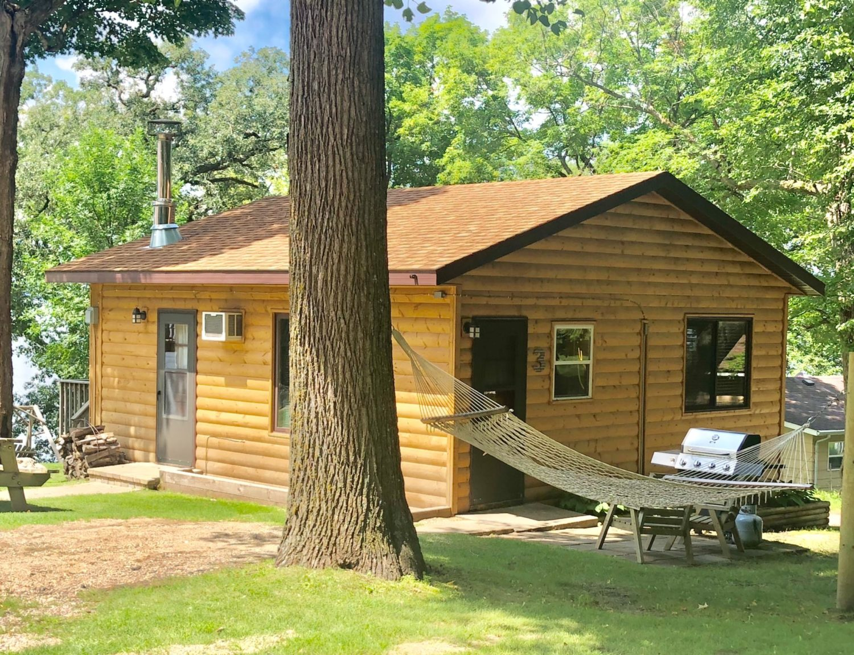 Cabin #3 exterior