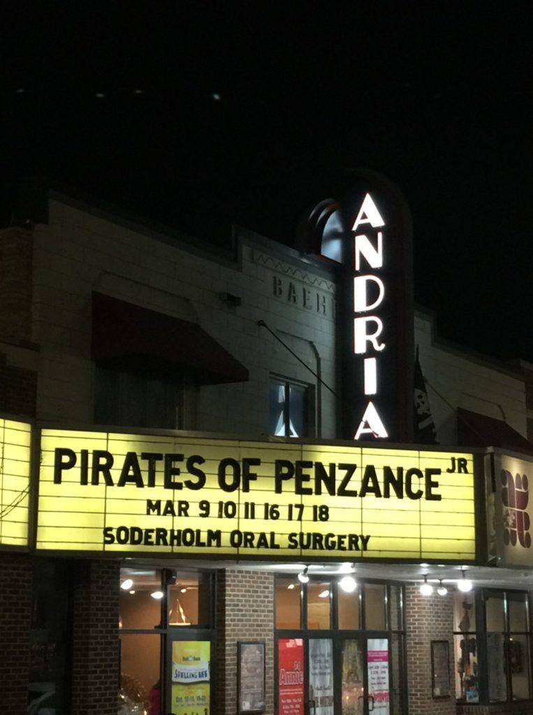 Andria Theater