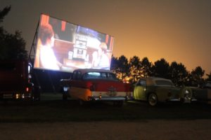 Long Prairie Drive In Outdoor Theater